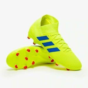 NWT adidas unisex nemeziz 18.3 soccer cleats